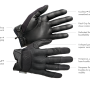 hard-knuckle-glove_components